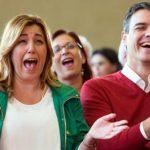 Susana y Pedro ocultan que sus amigos pagaron 14.737 euros en un 'puticlub' con la tarjeta de la Junta de Andalucía