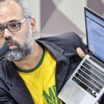 La dictadura de la Corte Suprema en Brasil ordena el arresto del periodista Allan dos Santos